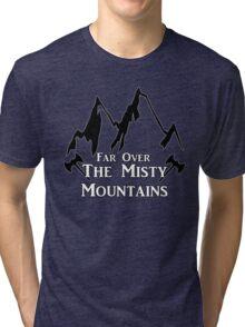 Misty Mountains Tri-blend T-Shirt