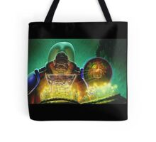 Space is a Big Place Tote Bag