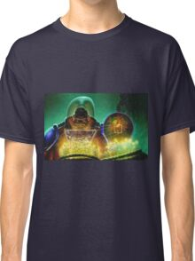 Space is a Big Place Classic T-Shirt