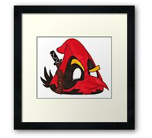 deadpool Framed Print