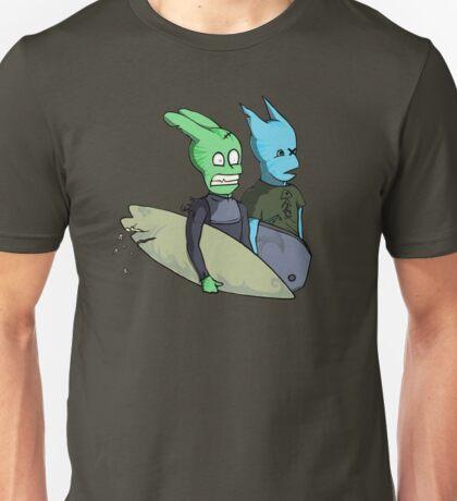 Hardcore Surf Unisex T-Shirt