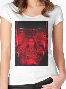 QUEEN BEY - Formation World Tour Women's Fitted Scoop T-Shirt