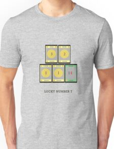 Dominion - Lucky Number 7 Unisex T-Shirt