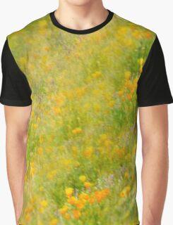 Springing Into Springtime Graphic T-Shirt