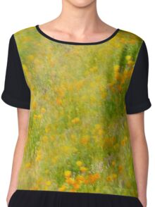 Springing Into Springtime Chiffon Top