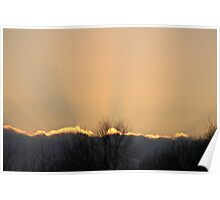Sky Scape Poster