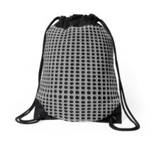 Steel Metal Hole Mesh Drawstring Bag