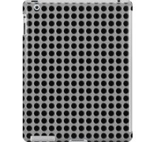 Steel Metal Hole Mesh iPad Case/Skin
