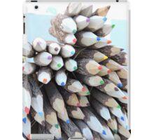 Colours Piled iPad Case/Skin