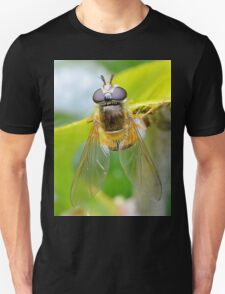 My First Hoverfly of 2016 Unisex T-Shirt
