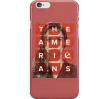 The Americans - Elizabeth iPhone Case/Skin