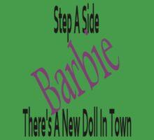 Step aside Barbie!! One Piece - Short Sleeve