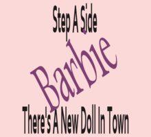Step aside Barbie!! One Piece - Long Sleeve