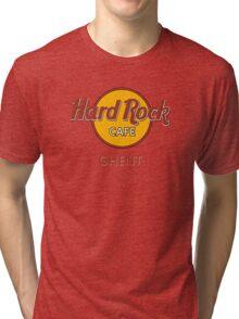 Hardrock cafe Ghent Tri-blend T-Shirt