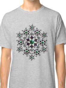 Dice Snowflake Classic T-Shirt