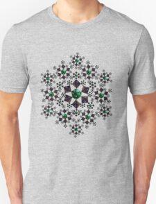Dice Snowflake T-Shirt