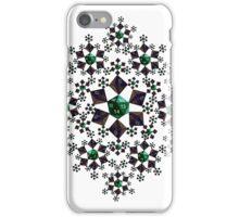 Dice Snowflake iPhone Case/Skin