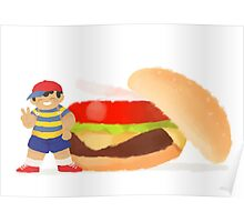 Burger Boys (Ness only) Poster