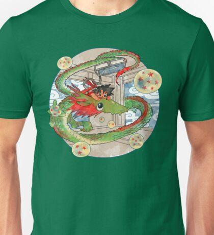 Dragon whises Unisex T-Shirt