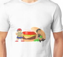 Smash Food - Burger Boys Unisex T-Shirt