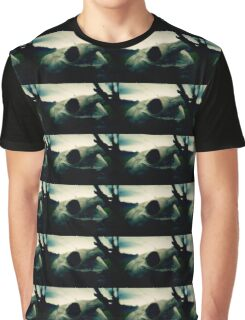 Left Behind - 3 Graphic T-Shirt