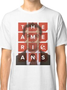 The Americans - Philip Classic T-Shirt