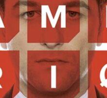 The Americans - Philip Sticker