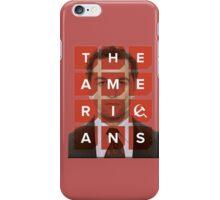 The Americans - Philip iPhone Case/Skin