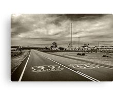 Route 66 Canvas Print