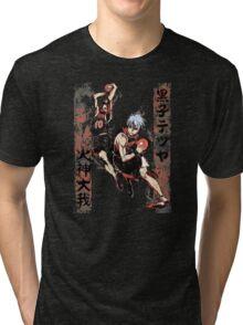 Kuroko & Taiga Tri-blend T-Shirt