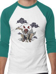 M0N0N0KE Men's Baseball ¾ T-Shirt