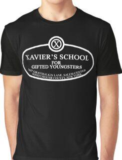 X Men - Xavier's School Graphic T-Shirt