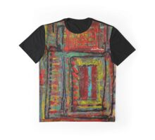 Africa colours Graphic T-Shirt