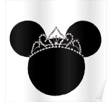 Princess Minnie in Disguise Poster