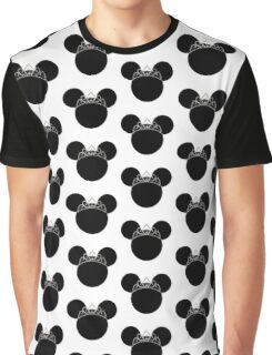 Princess Minnie in Disguise Graphic T-Shirt