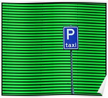 Taxi Please Poster