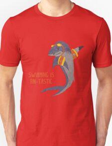 Swimming is Fin-tastic! Unisex T-Shirt