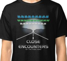 Close Encounters of the Pixel Kind Classic T-Shirt