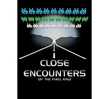 Close Encounters of the Pixel Kind Photographic Print
