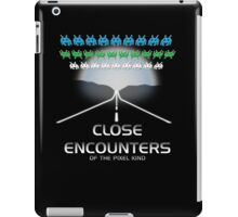 Close Encounters of the Pixel Kind iPad Case/Skin