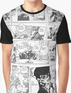JoJo's Bizarre Adventure: Diamond is Crash Graphic T-Shirt