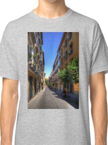 Old Quarter of Madrid Classic T-Shirt