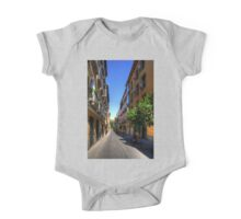 Old Quarter of Madrid One Piece - Short Sleeve