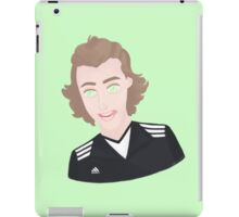 wacky harry iPad Case/Skin