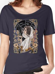 The force of the Princess Leia Women's Relaxed Fit T-Shirt