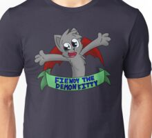 Fiendy the Demonkitty Unisex T-Shirt