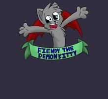 Fiendy the Demonkitty Unisex T-Shirt