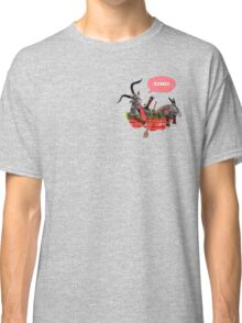 Goats in a Boat Classic T-Shirt