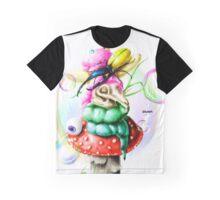 Tiny World Graphic T-Shirt