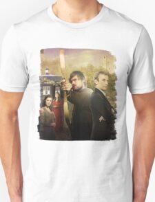 Hood Vs Who  T-Shirt